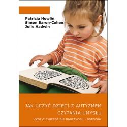 Jak uczyć dzieci z autyzmem czytania umysłu  Ćwiczenia