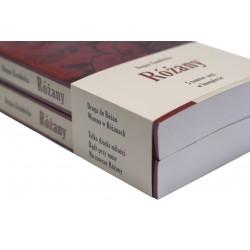 Saga Różany wydanie kompletne (5 tomów w dwóch książkach)
