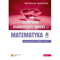 """Olimpiada o Diamentowy Indeks AGH"""". FIZYKA."""