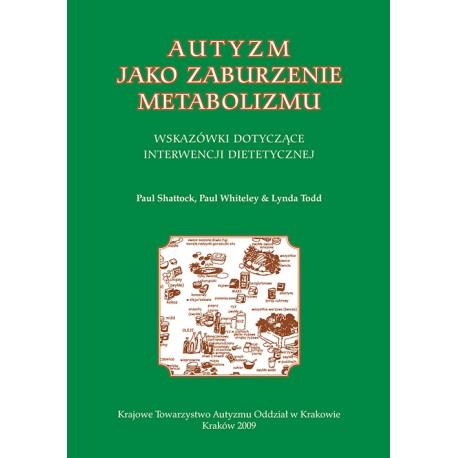 Autyzm jako zaburzenie metabolizmu